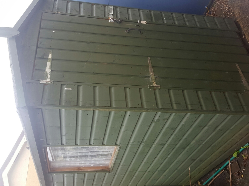 Rebecca contacted us when the residential site told her that her wooden shed fell outside of the fire safety regulations. We attended site and carried out flame proofing application and issued all the relevant British Standard certification to show that she was making all the relevant steps to comply with the laws.