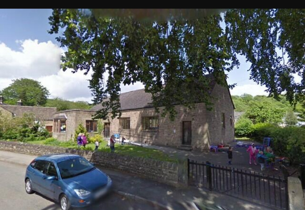 Rowsley Village Hall Matlock England