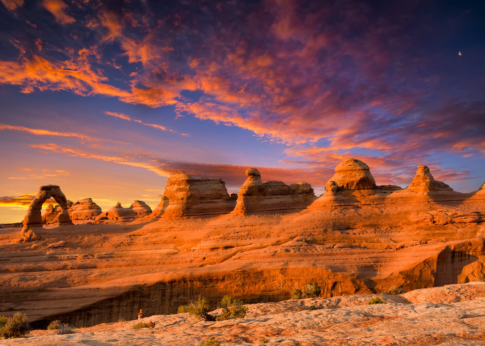 moab utah photography workshop arches national park delicate arch