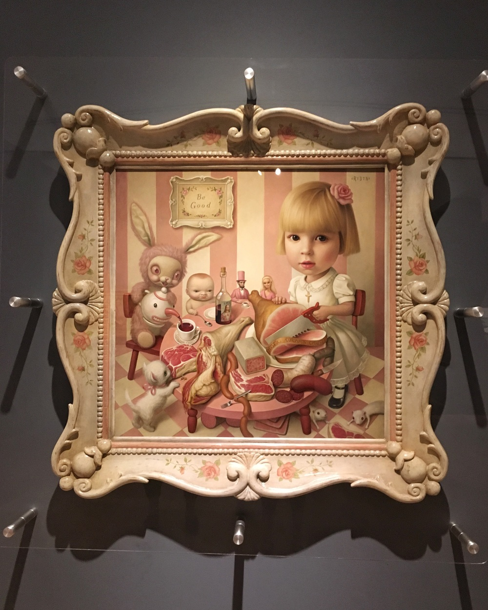 Mark Ryden,  Rosie's Tea Party