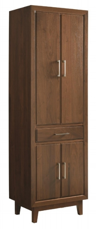 "Becket Bunching Cabinet with Doors 25"" W x 17"" D x 77"" H Starts at $3,215.00"