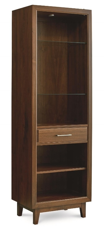 "Becket Bunching Cabinet 25"" W x 17"" D x 77"" H Starts at $2,740.00"