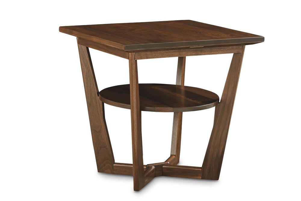 custom_american_quality_furniture_northern virginia_hardwood_living room_end table