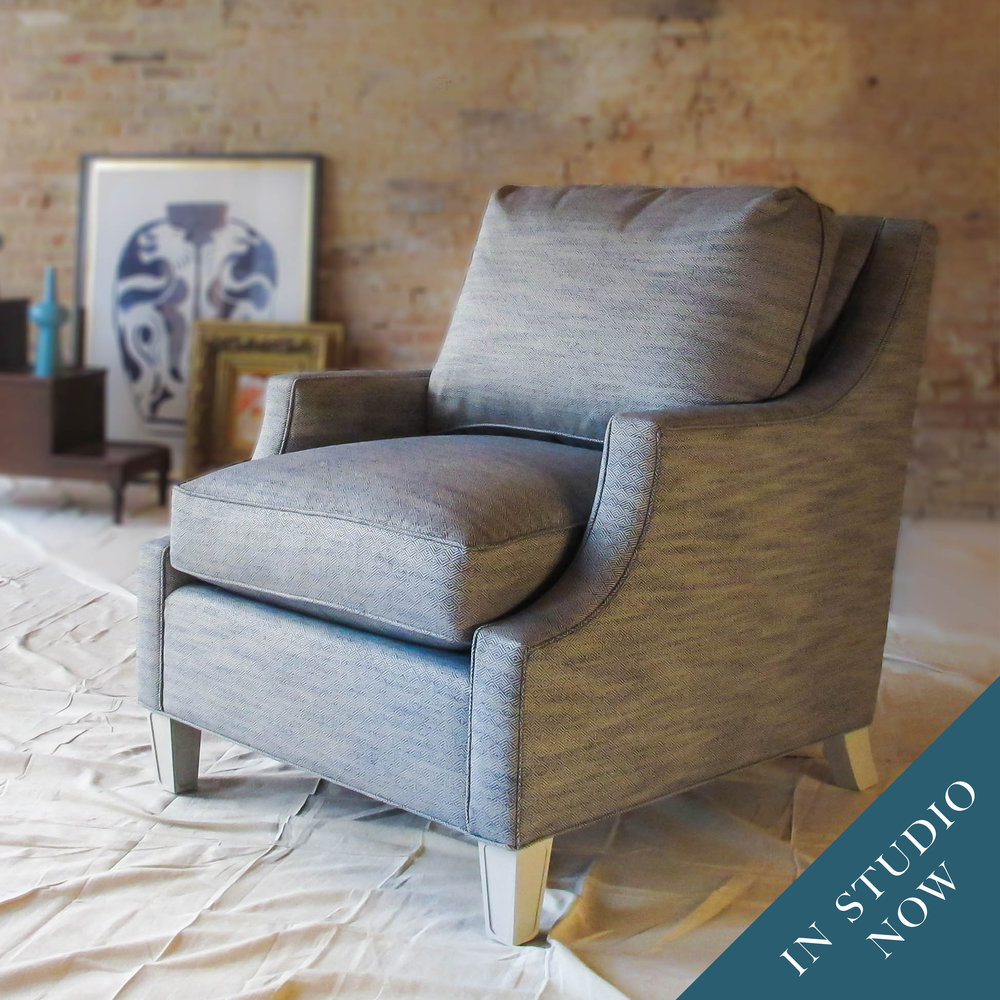The Taylor Collection is everything a designer could want: endless style options in everything from chair to sectional.