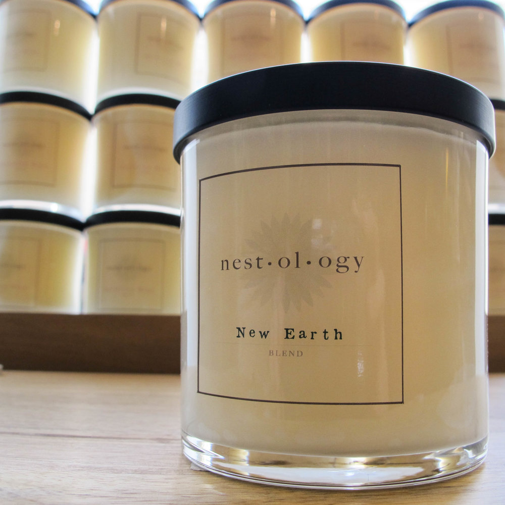 We've rolled out a new scent to add to our exclusive line of Nestology candles because home should smell heavenly.
