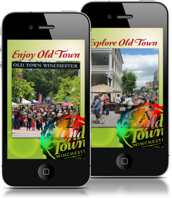 Download The Old Town Winchester App Locate, call, email, or visit local merchants and attractions. Dining, shopping, museums and more are intuitively displayed so you can quickly find and discover new businesses. It also has a section for exclusive discount and coupon offers from Old Town merchants. Learn More.