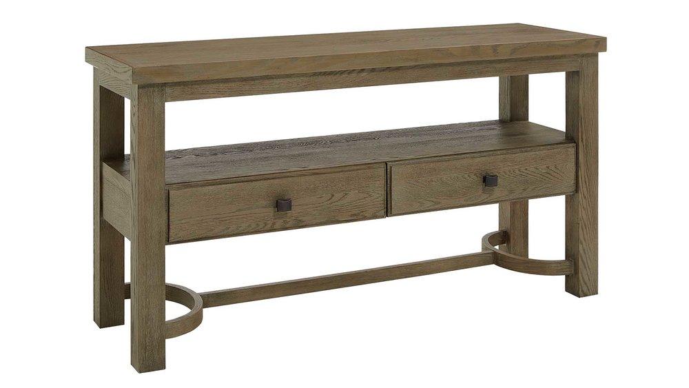 Madera Sofa Console Table