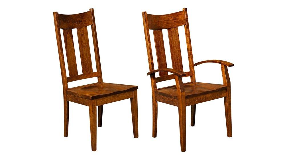 Lilac Chair