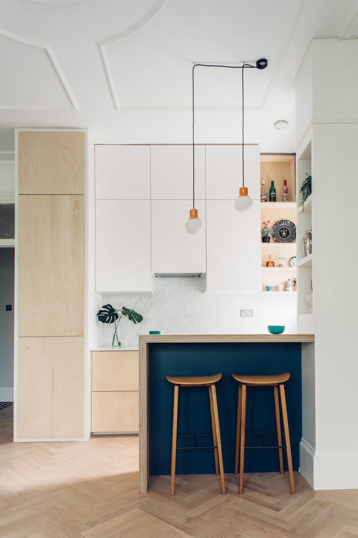 South London Mansion Apartment — Richardson Studio