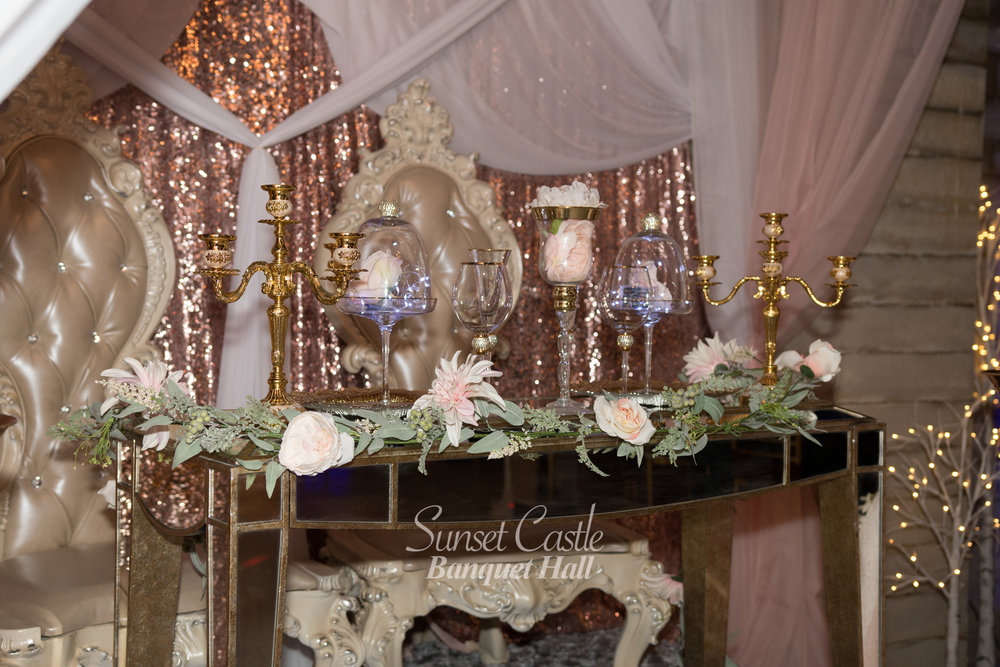 When it comes to your Quince, Sunset Castle offers everything you need to make your special day a dream come true. We offer a complete affordable package with everything included to celebrate with you every step of the way. Call us today to start planning your Quince like the princess you are.