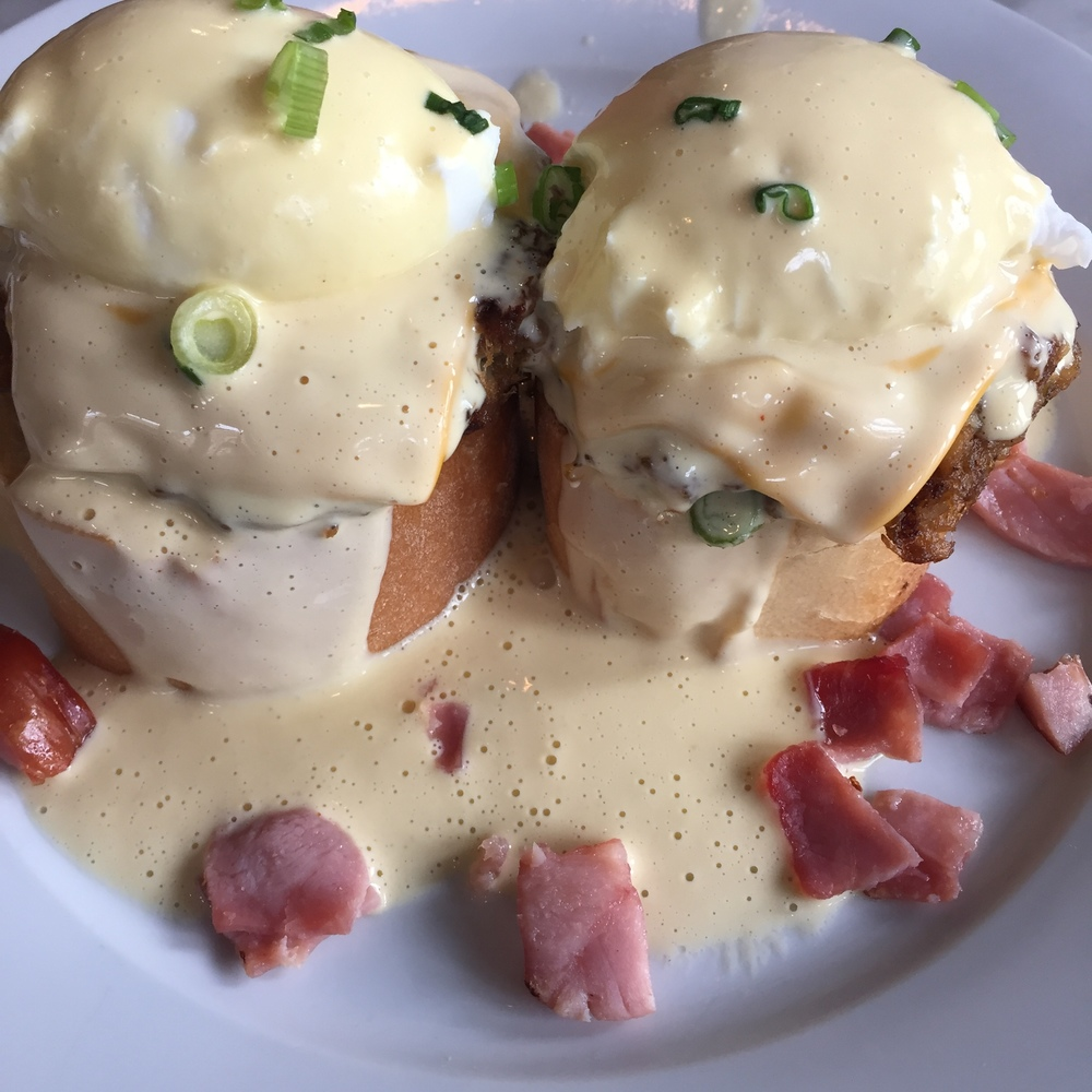 Breaux Bridge Benedict