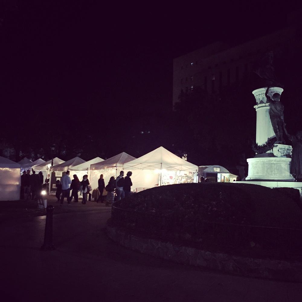 Lafayette Square Art Market