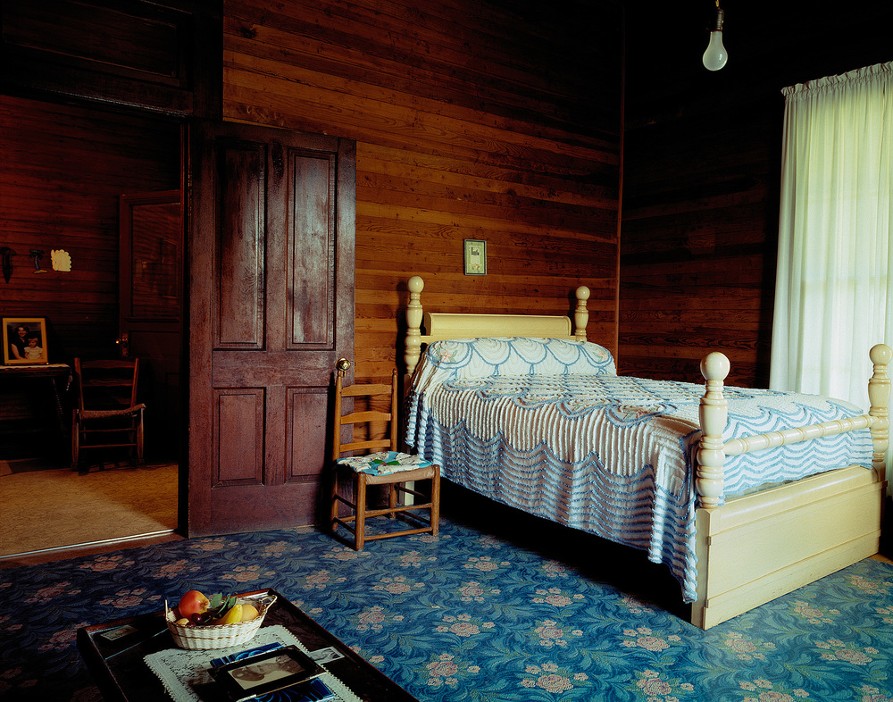 Aunt Mossie's Bedroom