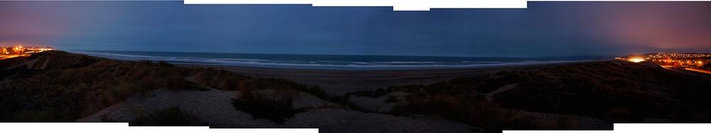 Ocean Beach Dusk