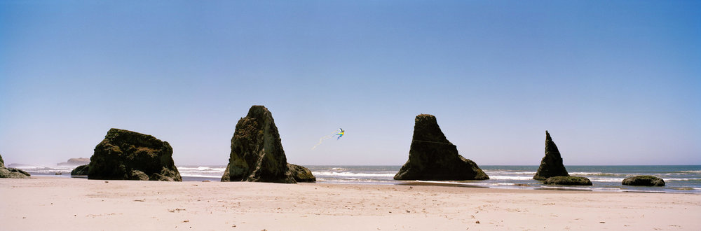 Bandon Kite, Bandon, Oregon, 2006