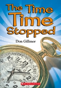 The Time Time Stopped cover