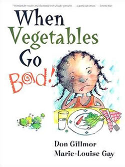 When Vegetables Go Bad!