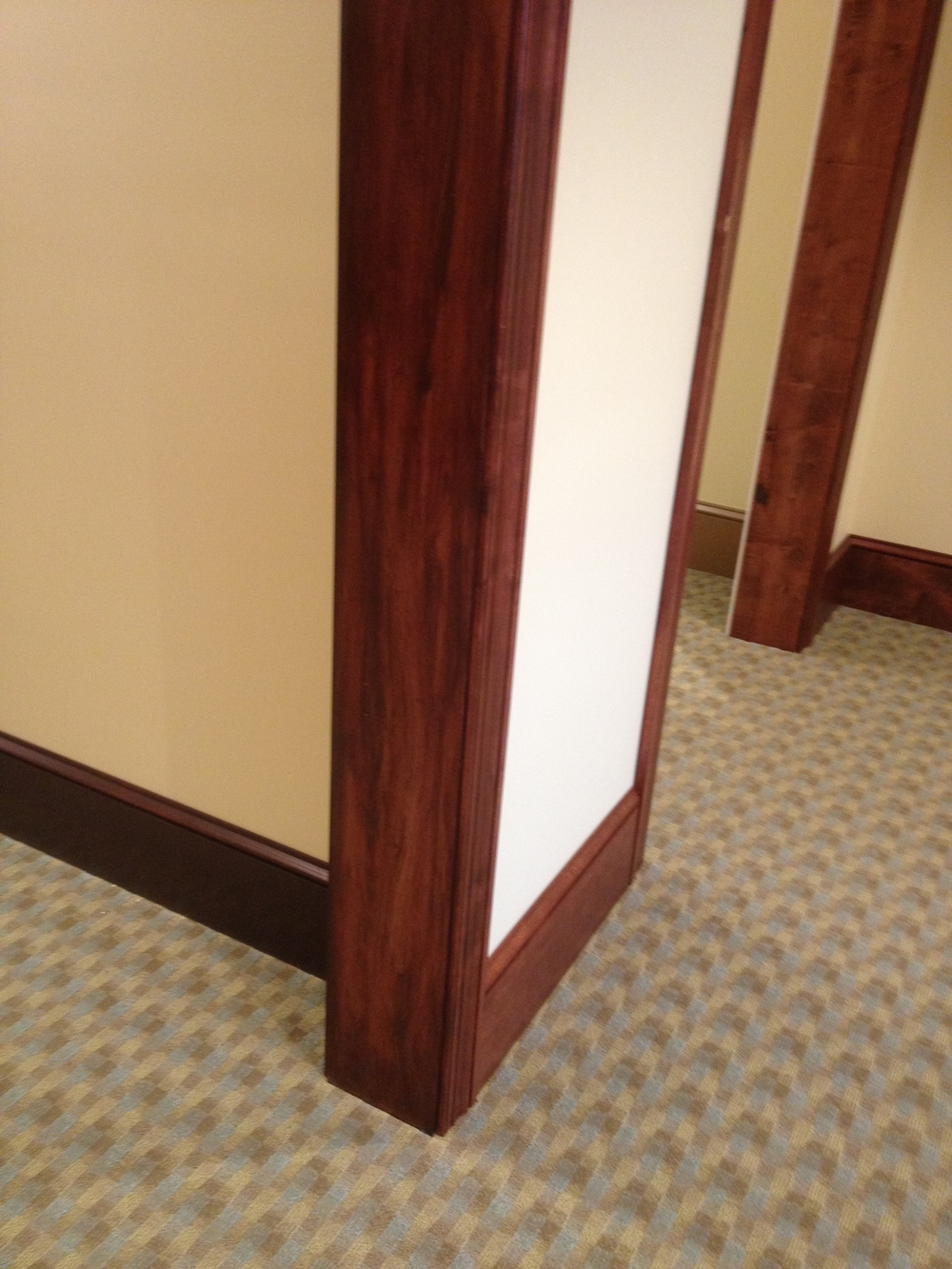 Faux Wood Doors Spring Ridge Golf Country Club (7).JPG
