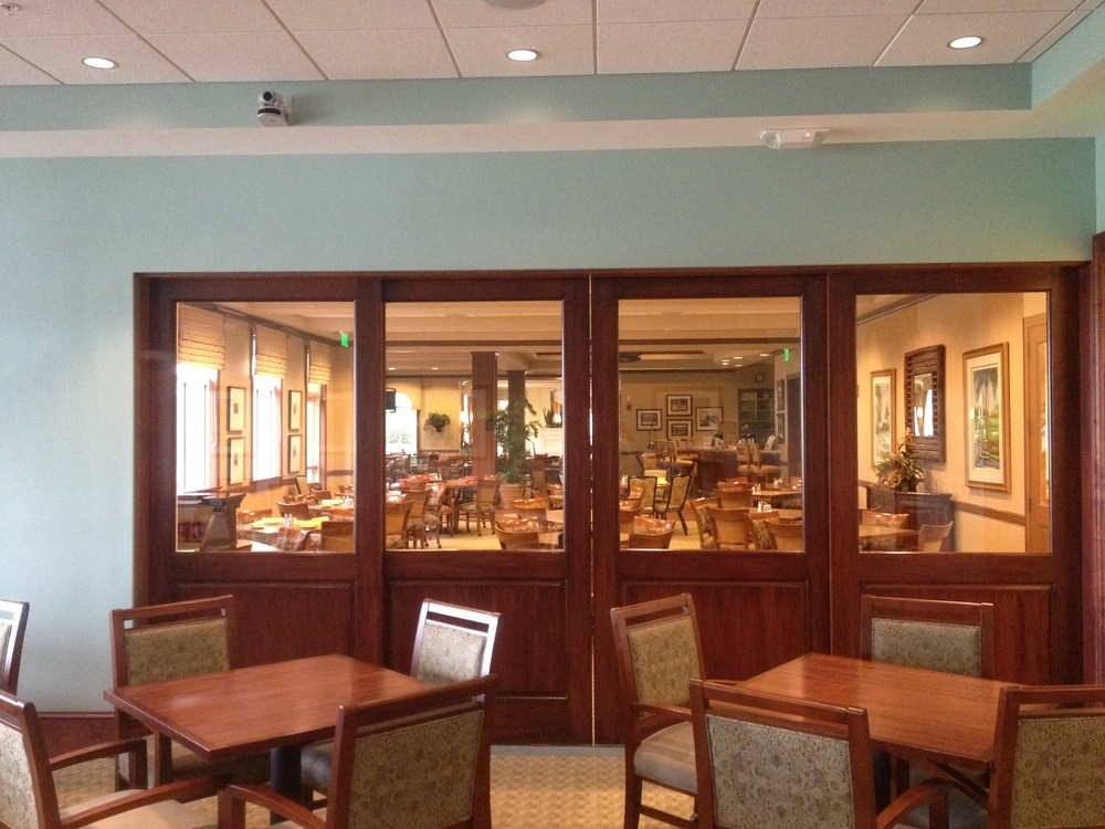 Faux Wood Doors (After) Sprin Ridge Golf Country Club (2).JPG