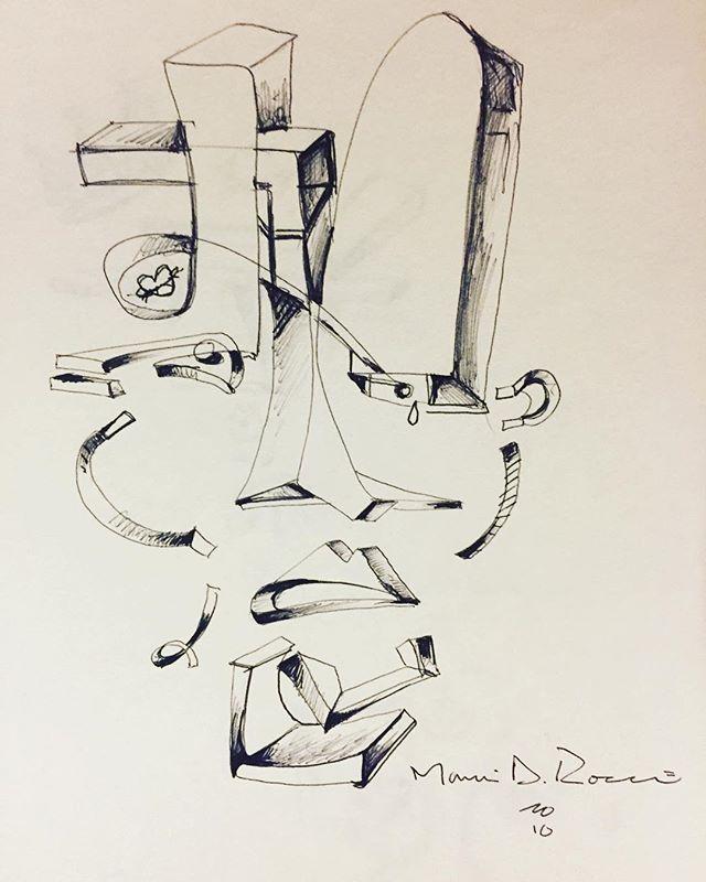 """eye of love"" ©2010 #imagination #penart #creativity #marvindrouse #artpad #naples #artgallery #galleryartnewyork #blessed🙏 #rouseart #collecteouseart #drawings #lineart #miami #veniceitaly #paris #uniqueart #art #emotion #followrouse_art"