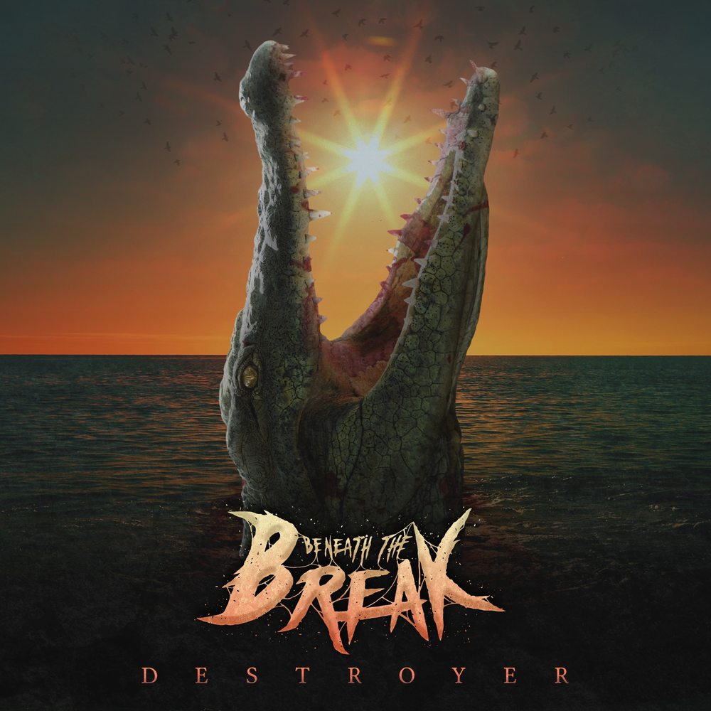 beneath the break -