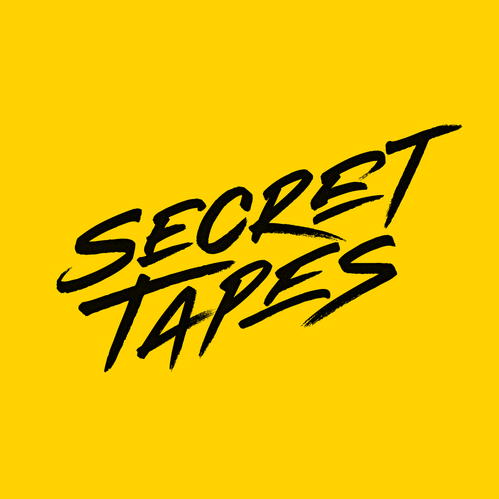 Secret Tapes - Band Wordmark Logoemo / Pop Punk Bandnew York, New York
