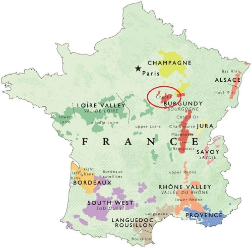 What's the deal with Chablis? — THE GREEN GRAPE