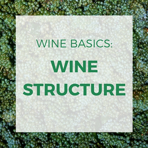 Wine Structure