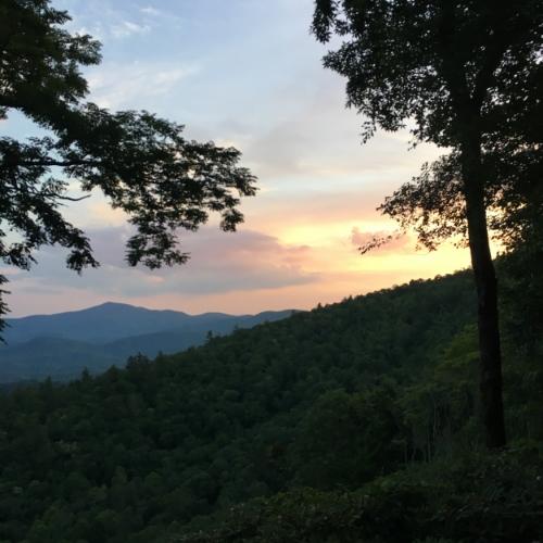 Highlands Sunset
