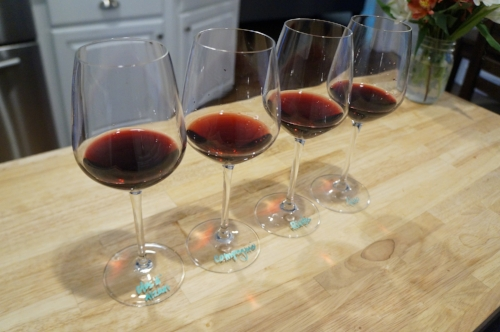 Grenache Wine Flight