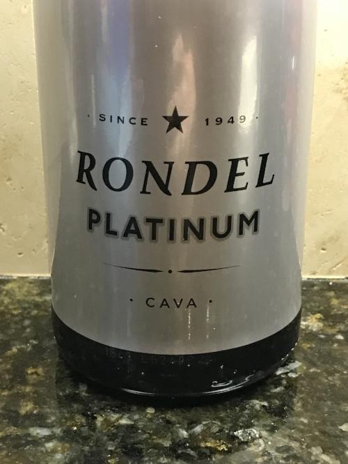 Rondel Platinum Cava