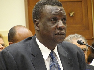 Former South Sudanese minister and academic Luka Biong Deng (Photo Courtesy of the Enough Project)