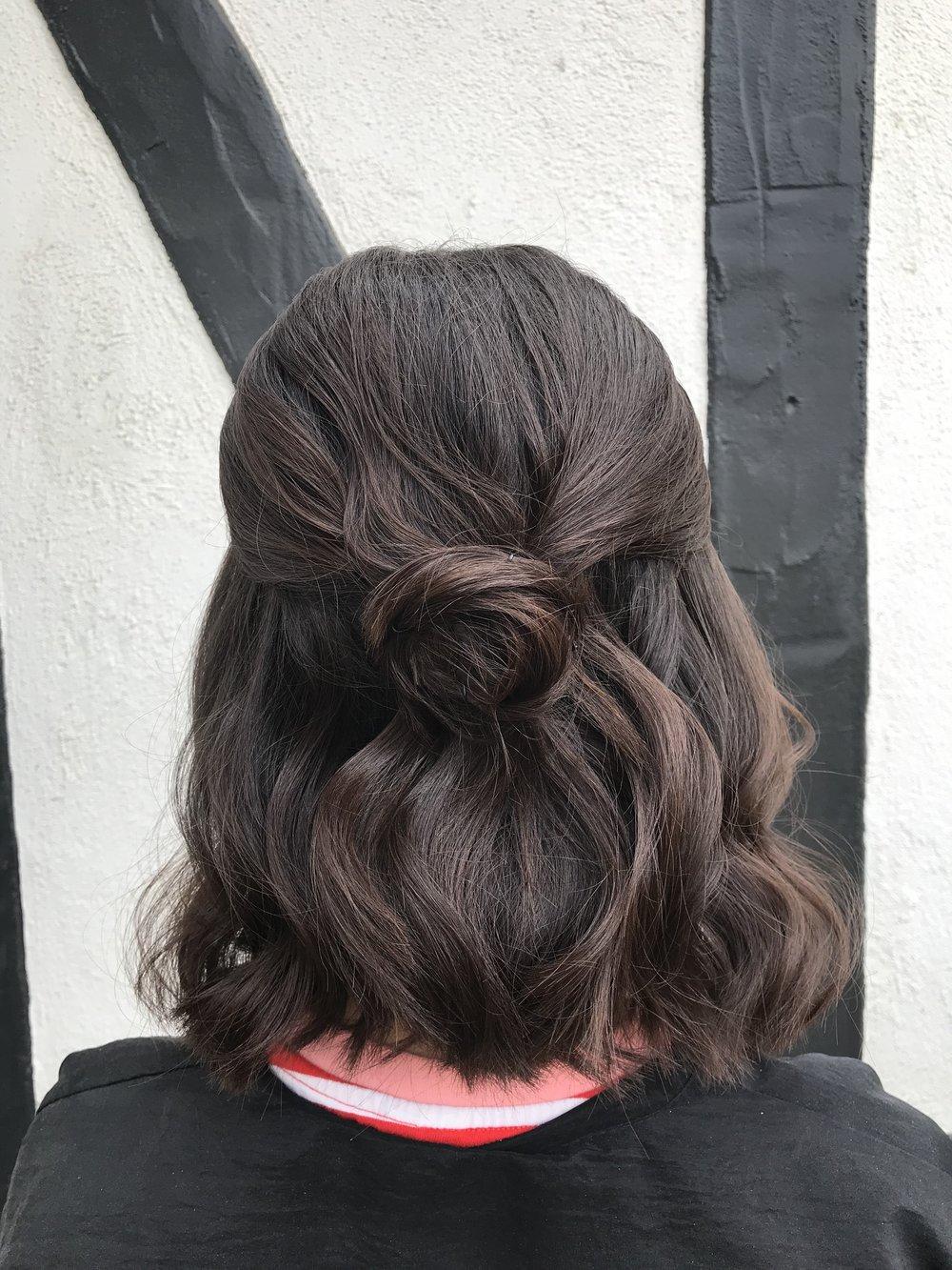 Amanda Combs Hair Stylist And Wedding Hair Specialist