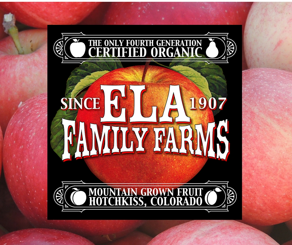 Ela Family Farm Logo
