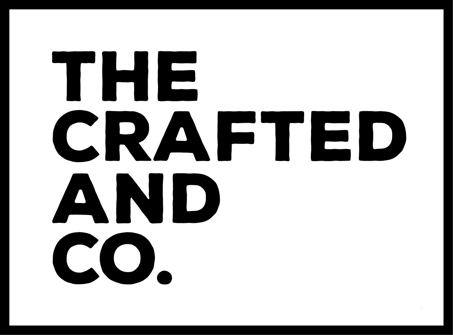 THE CRAFTED AND CO.