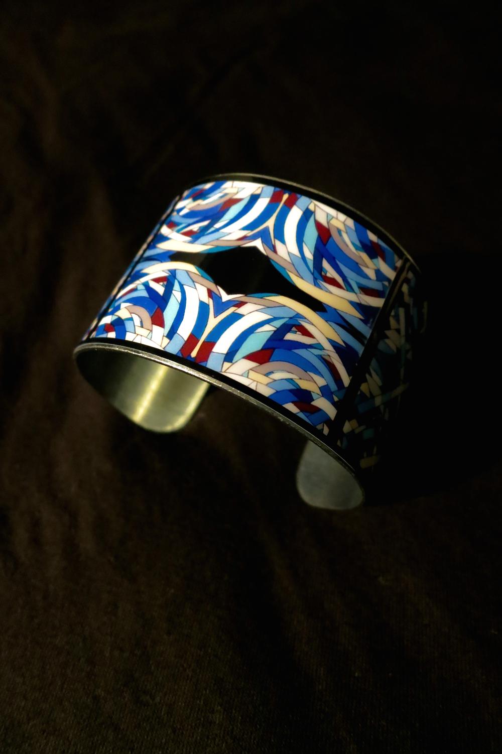 Artist's Cuff Bracelet Design