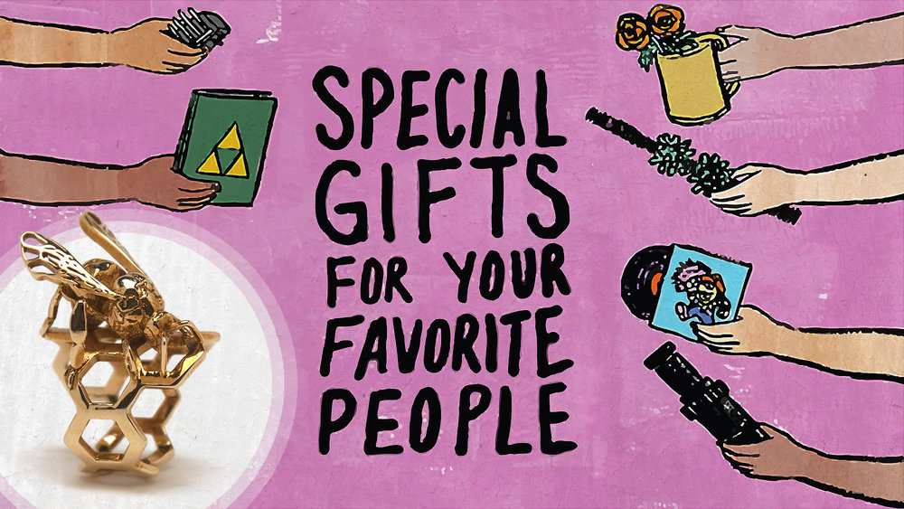 FEATURED IN THE WIRECUTTER 2015 GIFT GUIDE