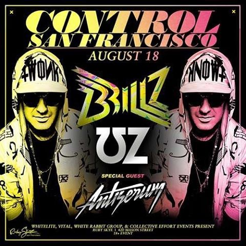 SAN FRAN TONIGHT!!!! W @balltrapmusic and @antiserumsf