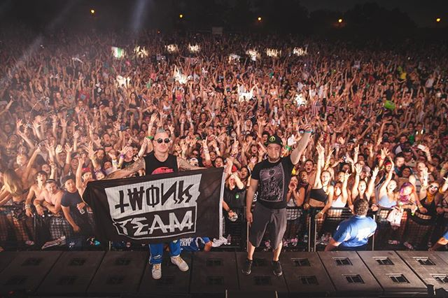Thnx Global Dub! #twonkteam