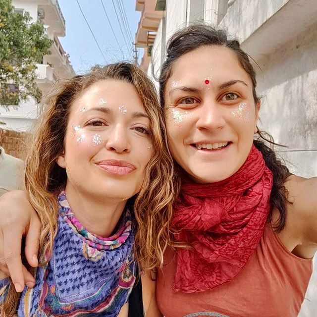 Community. Love. Expression. Acceptance. Sincerity. Truth. Love. Respect. Tradition. Culture. Purpose of learning. Selfless generosity. ✨ 🌈✨ Thinking on these things. - #krishnamurti ✨ 🌈 ✨ I arrived in Rishikesh to continue my yogic journey. My desire: to learn how to teach people how to become great yoga teachers. This wld allow me to expand Agape Life and pilot a new prison system program as well. With often paralyzing pain, I got an MRI and told a few disks in my lumbar are degenerating, herniating and causing spasms. I don't know how to ever thank these queens for their physical, emotional and spiritual support every single day during my time here. My heart is so full of love and gratitude that I sometimes forget to breathe.