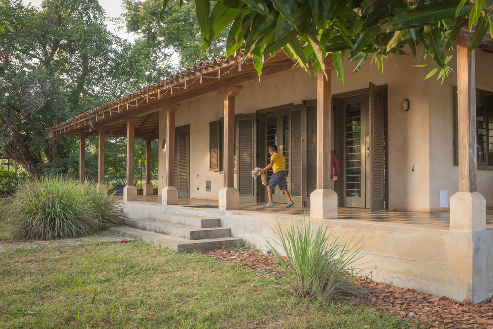 Azuero Earth Project Headquarters