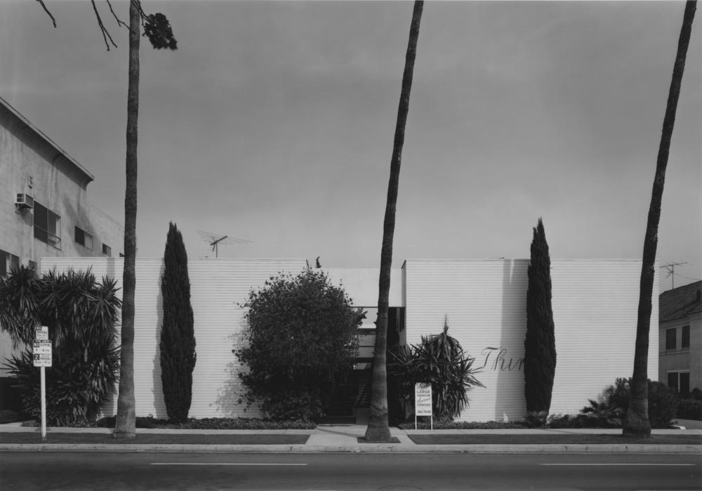 Bevan Davies, Los Angeles, 1976, gelatin silver print