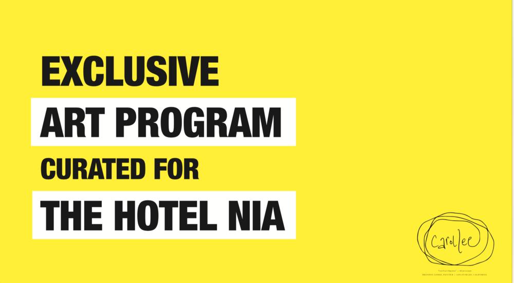 The Hotel Nia - HOSPITALITY