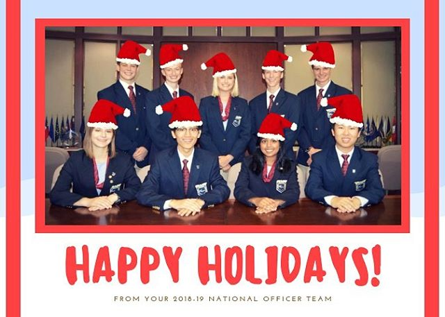 Wishing you a Happy Holidays from our family to yours!