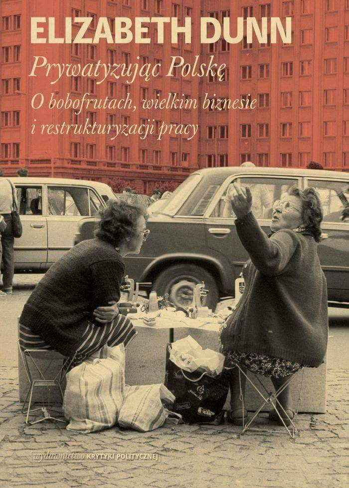 The cover of the second Polish edition.   The first English edition is available on Amazon and at the CUP website.