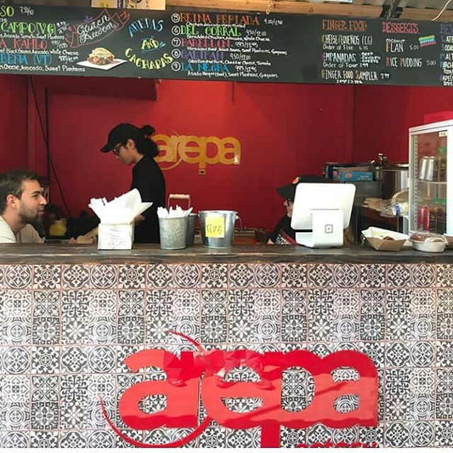 Come try our delicious Arepas and Cachapas in Broadway Bites Market on 33rd Street and 6th Avenue with all the Venezuelan Flavors from 11 to 9. We are waiting for you! #BroadwayBites 📷 @splendorofamusement  #eatoutnyc #arepas #arepasvenezolanas #bestarepasever #newrestaurantsnyc #eastvillage #bestarepanyc #bestarepasever #glutenfree #healthyeating #cachapas #cachapasvenezolanas #fresh #freshingredients #venezuelanfood #venezuelanarepa #venezuelansinnyc  #buzzfeed #foodpic #foodgasm #gastroart