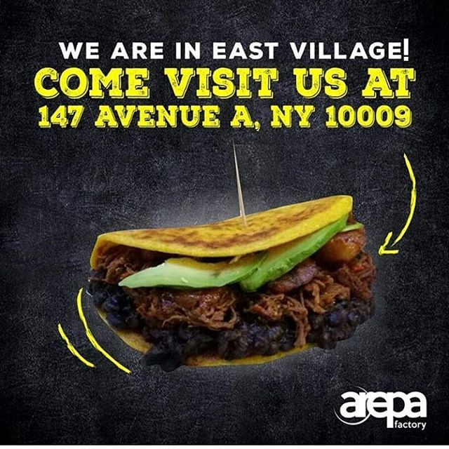 The best cachapas in town. Come try it! 💕 📍147 Avenue A, East Village, NY ¤ ¤ #eatoutnyc #arepas #arepasvenezolanas #bestarepasever #newrestaurantsnyc #eastvillage #bestarepanyc #bestarepasever #glutenfree #healthyeating #cachapas #cachapasvenezolanas #fresh #freshingredients #venezuelanfood #venezuelanarepa #venezuelansinnyc  #buzzfeed #foodpic #foodgasm #gastroart #freshingredients #truecooks  #nycfood #nyceats  #healthy #homemade #healthyeating  #foodie #brunch