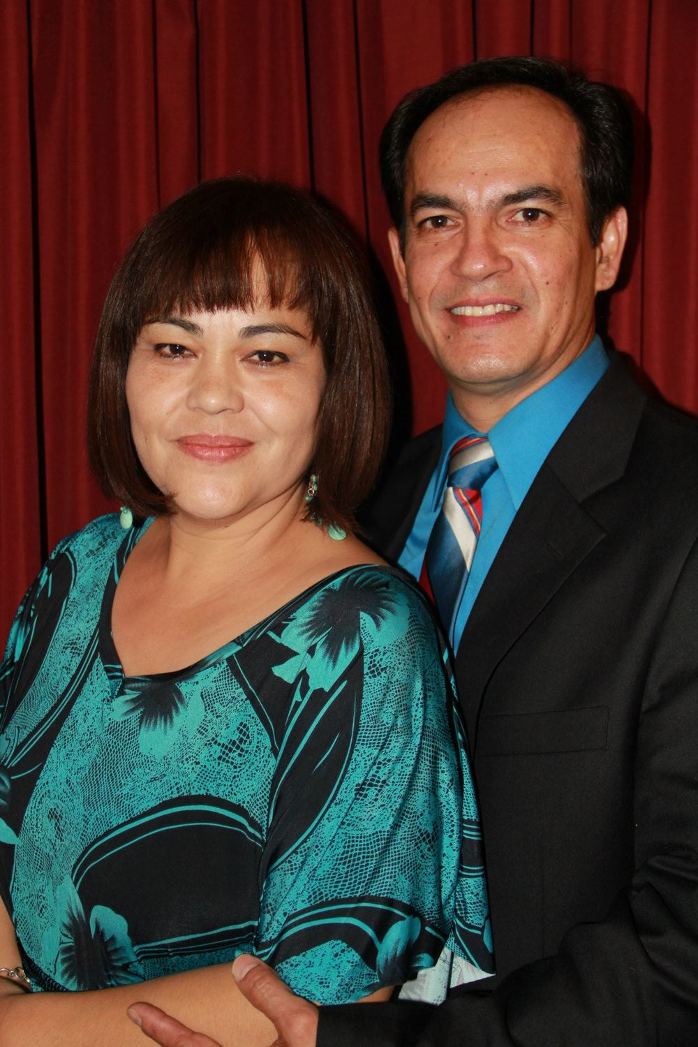 Pastores Antonio y Alma Sanchez
