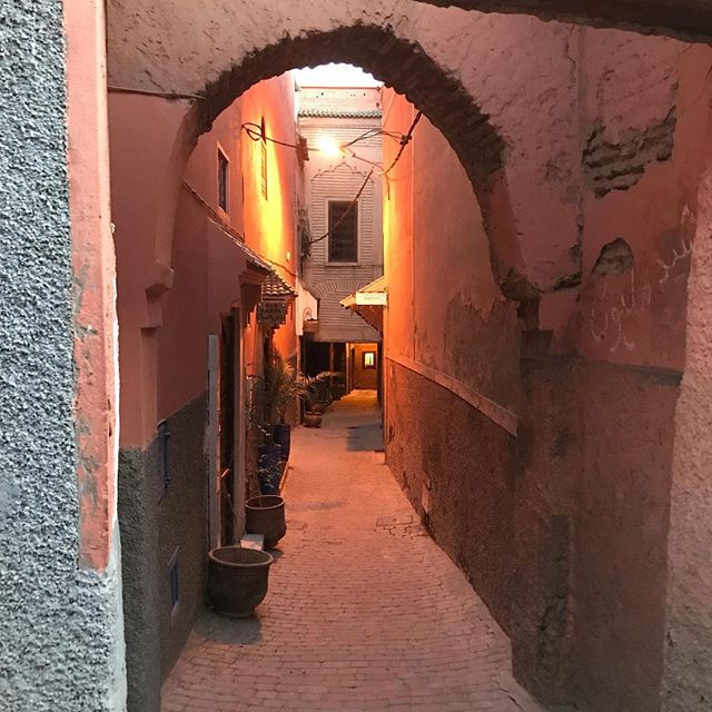No filter. #marrakech #getlost #ajennisonontheroad #ajennisonoutofoffice