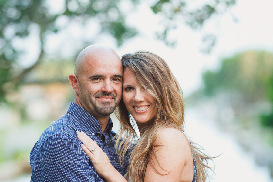 Rockport, TX - Engagement photo session